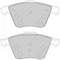 Ferodo DS 2000 Тормозные колодки передние для Mazda 3 MPS (2006 - 2009)