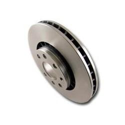 Тормозные диски передние для Mazda 2 1.4, 1.6л (2003-2008)