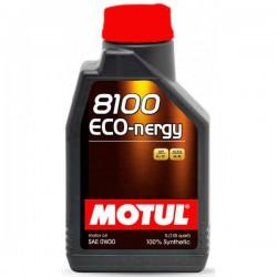 Motul 8100 Eco-nergy 0W30, 5 литров