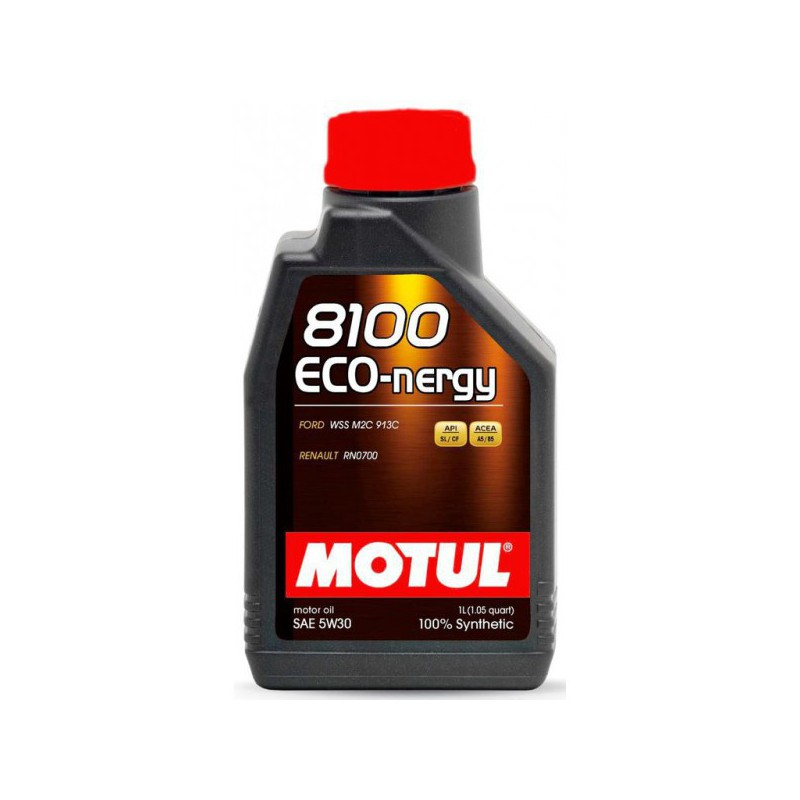 Motul 8100 Eco-nergy 5W30, 1 литр