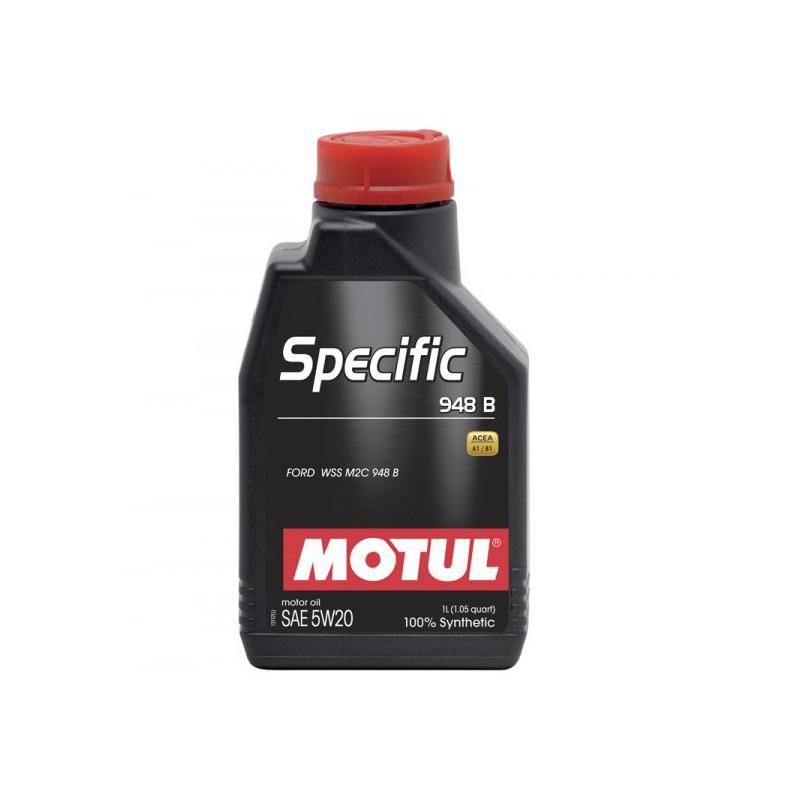 Motul Specific 948B 5W-20, 1 литр
