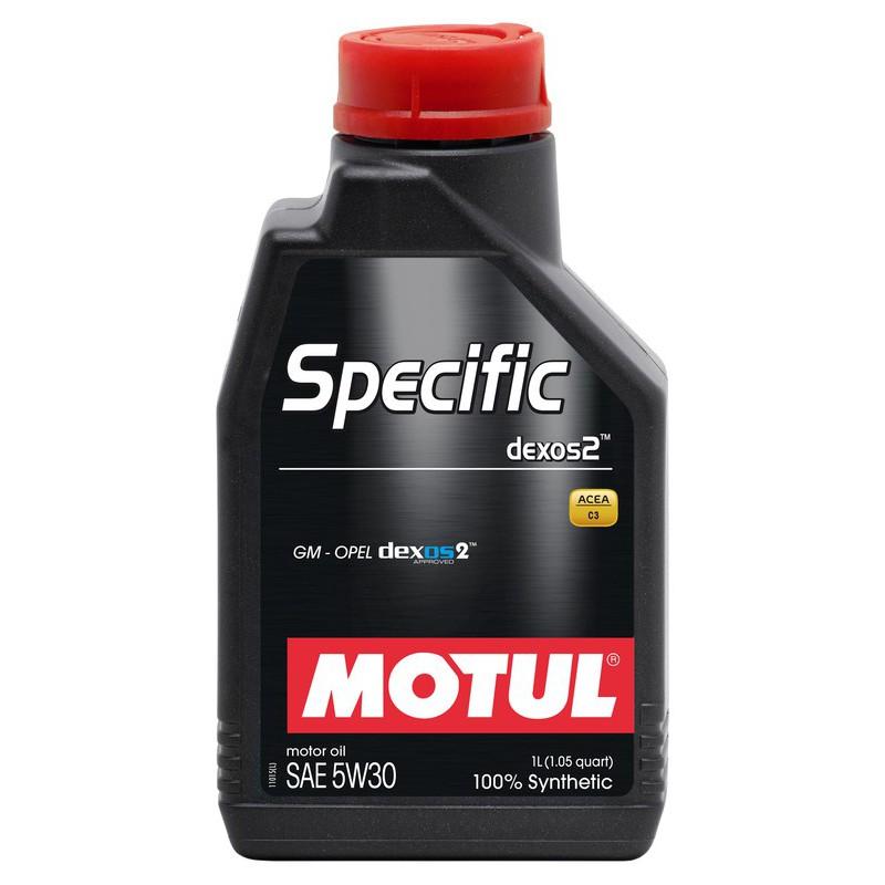 Motul Specific dexos2 5W-30, 5 литров