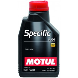 Motul Specific LL-04 5W40, 5 литров